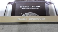 Wolfgang Puck Professional Blender - New Open Box
