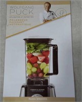 Wolfgang Puck Professional Blender - New