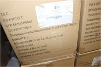 Pallet of Wolfgang Puck Air Fryers + More