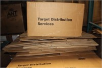 Pallet Lot of Collapsible Boxes