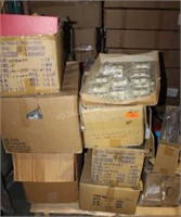 Pallet Lot of Mostly New Telecom and Networking
