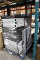 Pallet Lot of 18 -   8' Folding Plastic Tables