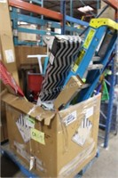 Pallet Lot of New and Return Mixed Merchandise