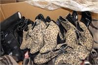 Pallet Lot of Ladies Footwear NEW