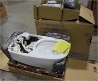 Toto NeoRest Toilet CW992 Base Unit $3000 NEW