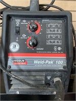 Lincoln Electric Weld-Pak 100 Mig