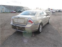 2006 FORD FUSION 261679 KMS