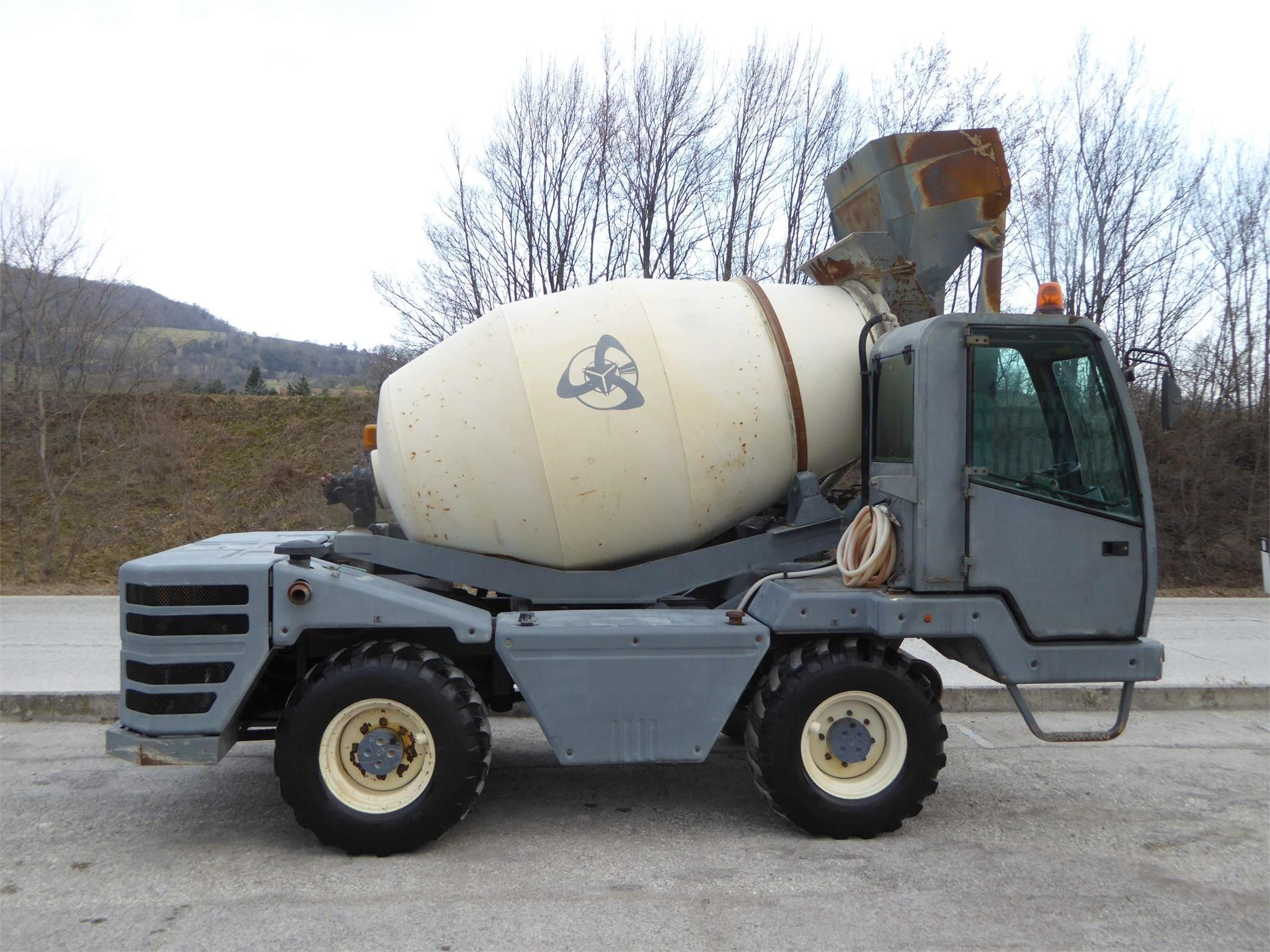Terex MARINER 35G #Used