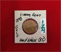 Estate of Richard Lane- Coin Auction - Silver & Gold