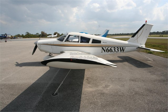 1965 PIPER CHEROKEE 140 For Sale In Stuart, Florida