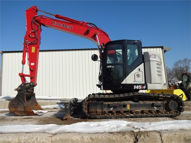 2018 LINK-BELT 145 X4 SPIN ACE For Sale In Butler, Wisconsin