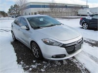 2013 DODGE DART SXT 257794 KMS