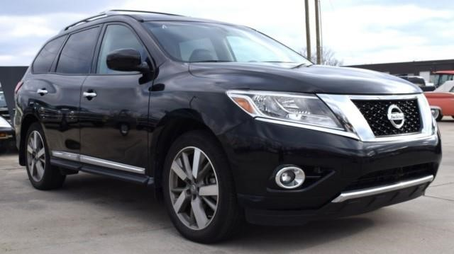 2015 Nissan Pathfinder | Apple Towing Co