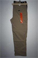 BC CLOTHING TRAVEL PANTS XXL LENGTH 32