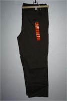 BC CLOTHING TRAVEL PANTS SIZE XXL LENGTH 32