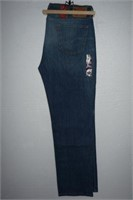 LEVIS STRAIGHT MENS JEANS SIZE W40 X L34