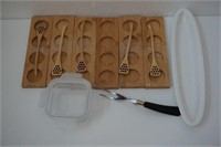 LOT OF KITCHEN ACCESSORIES