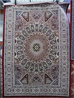NEW SILKY ROAD MACHINE MADE PERSIAN AREA CARPET