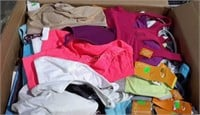 Lot of 108 Bras - Various Styles + Sizes