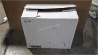 Kohler 4468-7 Toilet Tank - $252 New Open Box