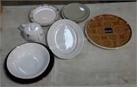 Lot of Various Dishware