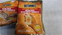Box Lot of Hand and Foot Warmers - NEW