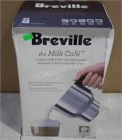 Breville The Milk Cafe Milk + Hot Chocolate Maker
