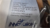 Air Innvoations Humidifier - New Open Box