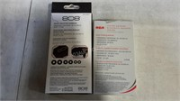 808 Budz Mic'd + RCA Wired Headphones