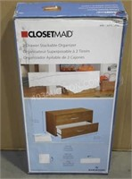 Closet Maid 2- Door Stackable Organizer NEW