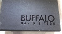 Lot of David Bitton Leather Wallets - NEW