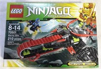Lego Ninjago Warrior Bike - 210pcs - NEW