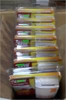 Lot of 8 Reseal and Save Bag Sealer