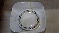 Lot of Various Dinnerware - Plates