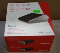 Lot of 2 Bluetooth Wedge Mouses $40 NEW
