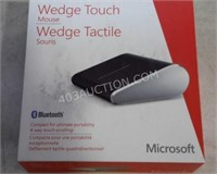 Bluetooth Wedge Mouse $20 NEW