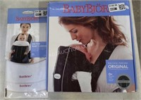 BabyBjorn Baby Carrier With Bibs - NEW $175
