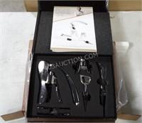 Wolfgang Puck 6 Piece Wine Set - New Open Box
