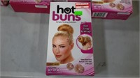 Lot of 7 Hot Buns Styling Solutions 2 Pack NEW $70