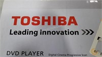 Toshiba DVD Player - NEW Open Box