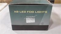 X8 Led Fog Light - NEW