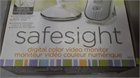 Summer Safe Sight Baby Video Monitor - NEW