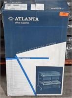 Atlanta 4 Drawer Storage Unit on Wheels