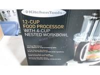 Black an Decker 12-Cup Food Processor