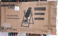 Ironman Fitness Inversion Table - NEW