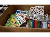 Lot of Assorted Items - Green Bags, Conair, Etc