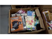 Lot of Assorted Items - 3M, Books, And More