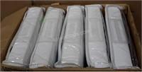 Lot of 5 Waterproof Matress Pads