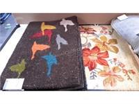 Lot of Assorted Doormats