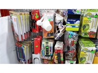 Lot of Various Items - Kitchen, Stationary, More
